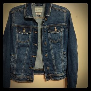 Universal Thread Denim Jacket Medium Wash